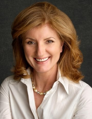 Picture of Arianna Huffington