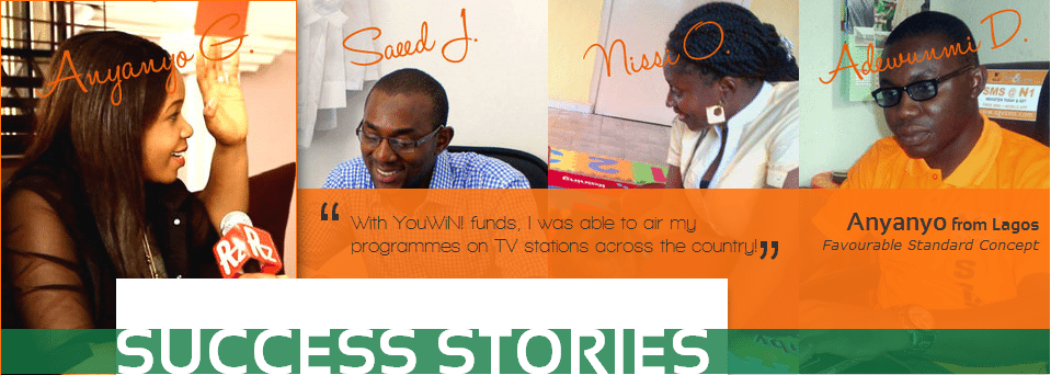 YouWIN Success Stories