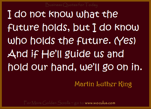 Have Faith - To the Men Building Great Businesses