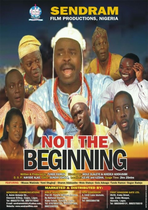 Not the Beginning (Movie Review)