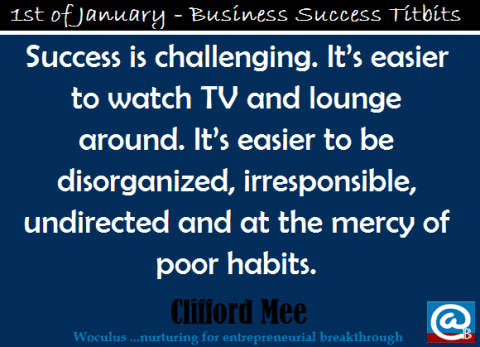 The Challenge of Success