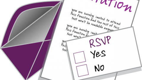 Sample RSVP E-mail Responses for Accepting or Declining Invitations